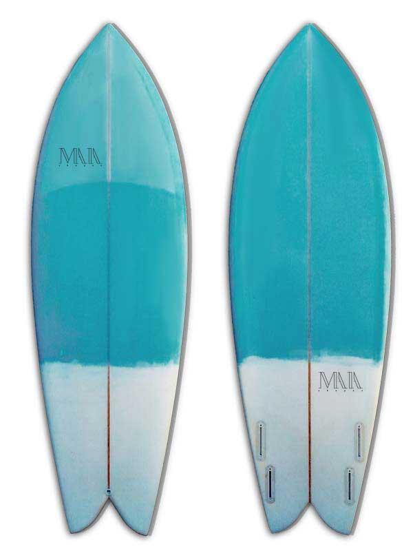 Tavola surf rish resintint tavola surf old style