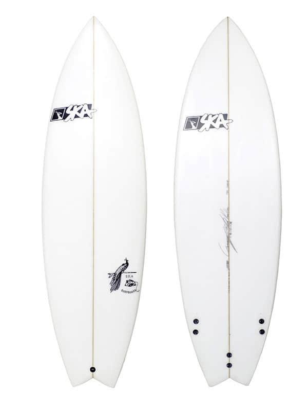 tavola fish moderna per una surfata facile e performante