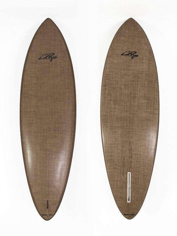 tavola surf short retrò ideale per chi cerca una surfata morbida con una tavola corta