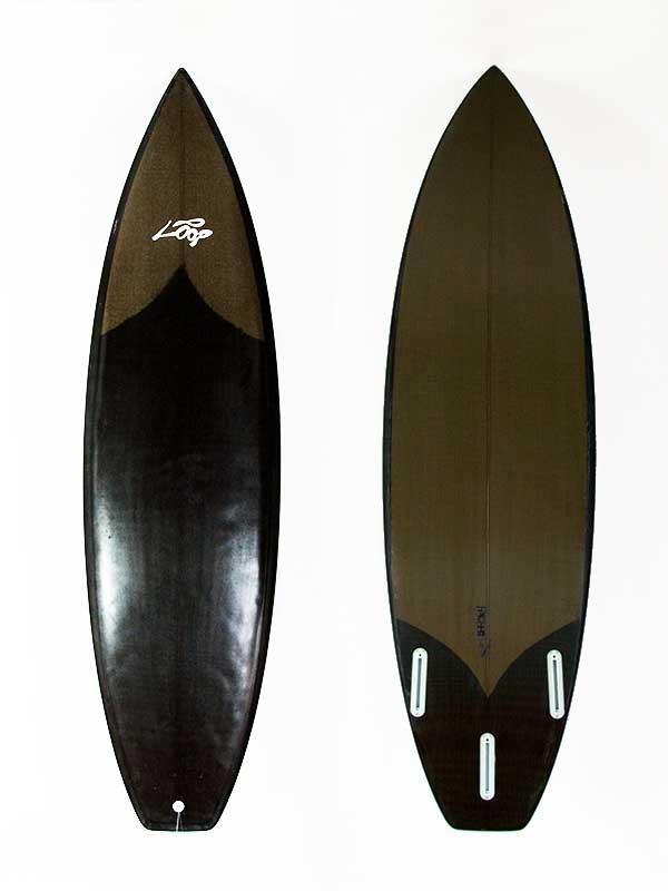 Tavola surf 6 per alte prestazioni idelae per surfare onde medio grandi