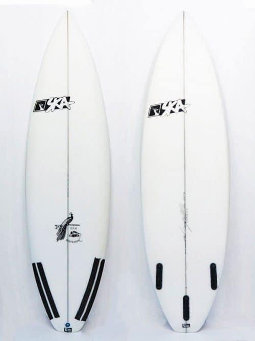 Tavola da surf performance short surfshop