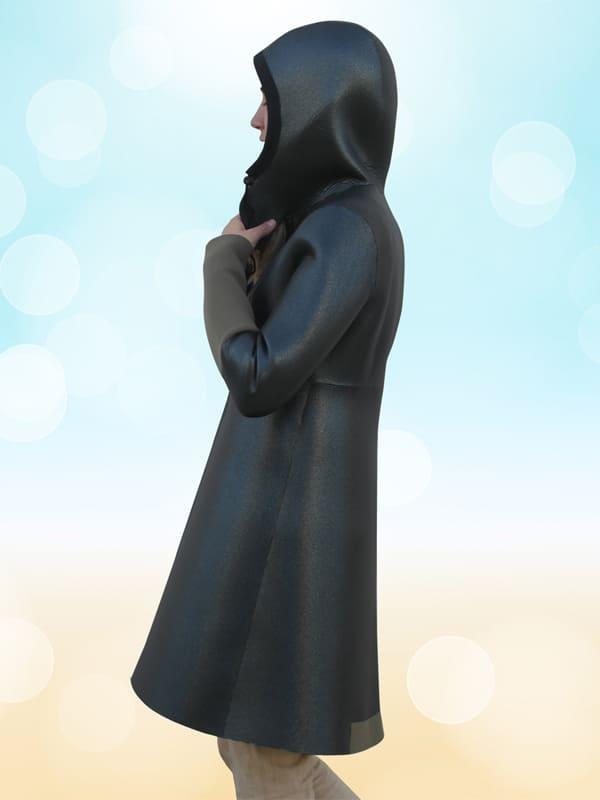 seangolare coat