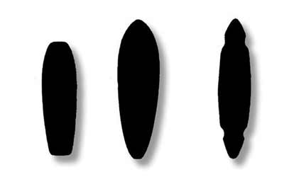 le forme più comuni delle tavole da skateboard cruiser e mini cruiser. Ogni shape è creato per uno stile diverso, fatti consigliare da blide.zone su quello più adatto a te