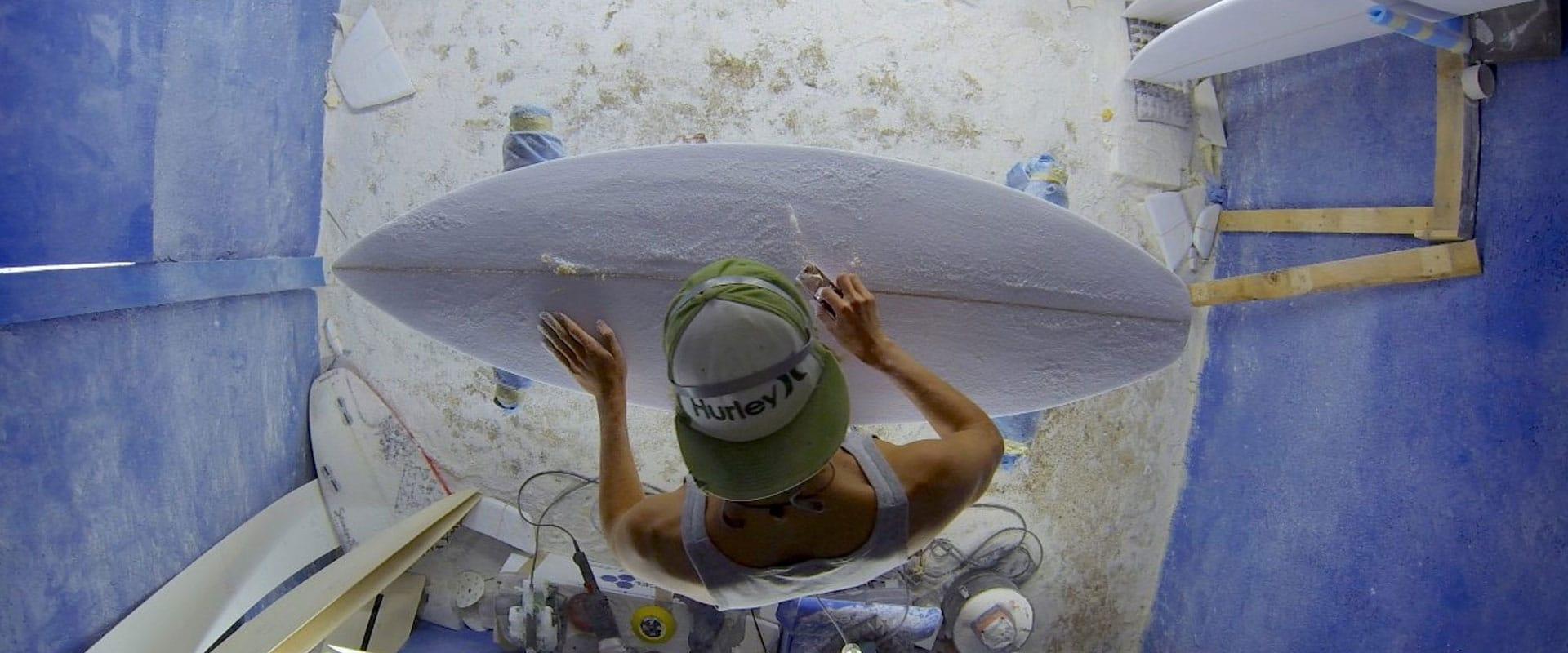 Ska Surfboards shaper esperto in tavole surf HIGH PERFORMANCE
