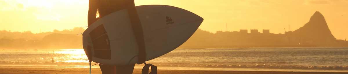 nose surfboard