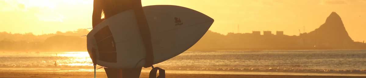 nose surfboard