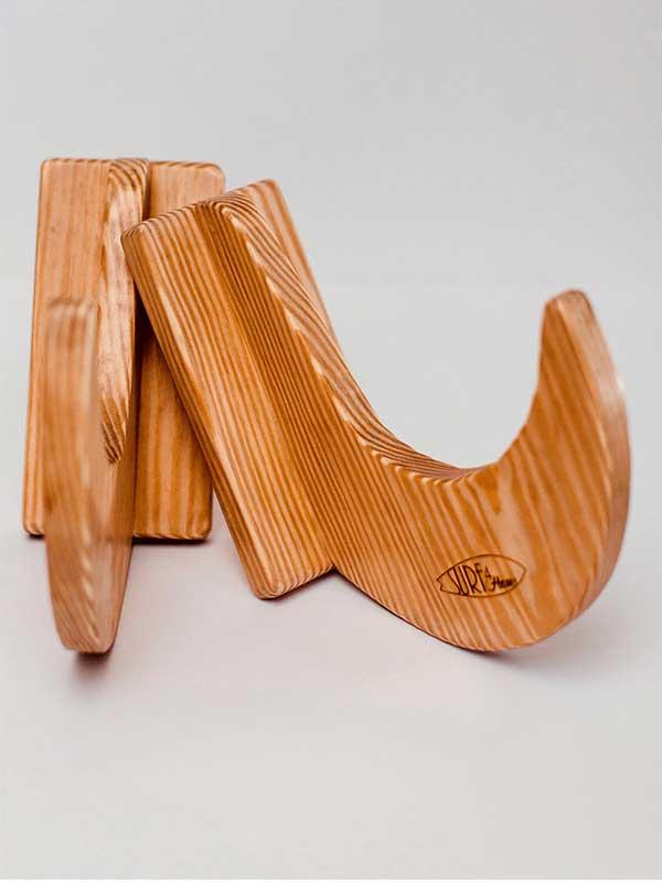 porta tavola surf rack per tavole da surf da arredamento unico al mondo