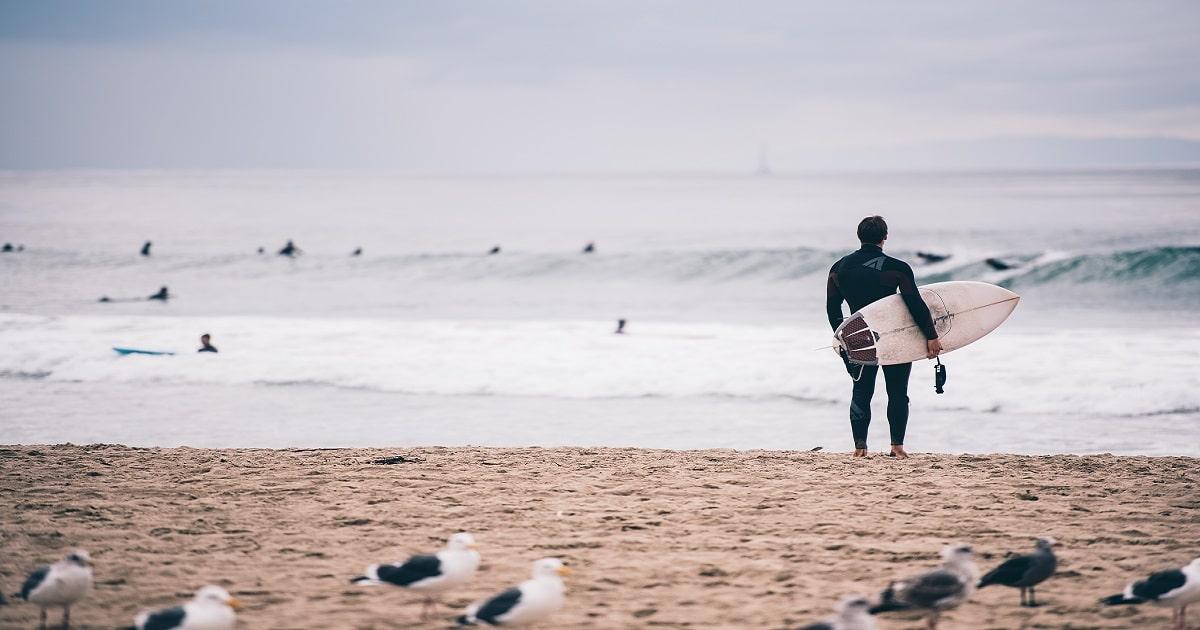Storie di onde: Surf a Viareggio