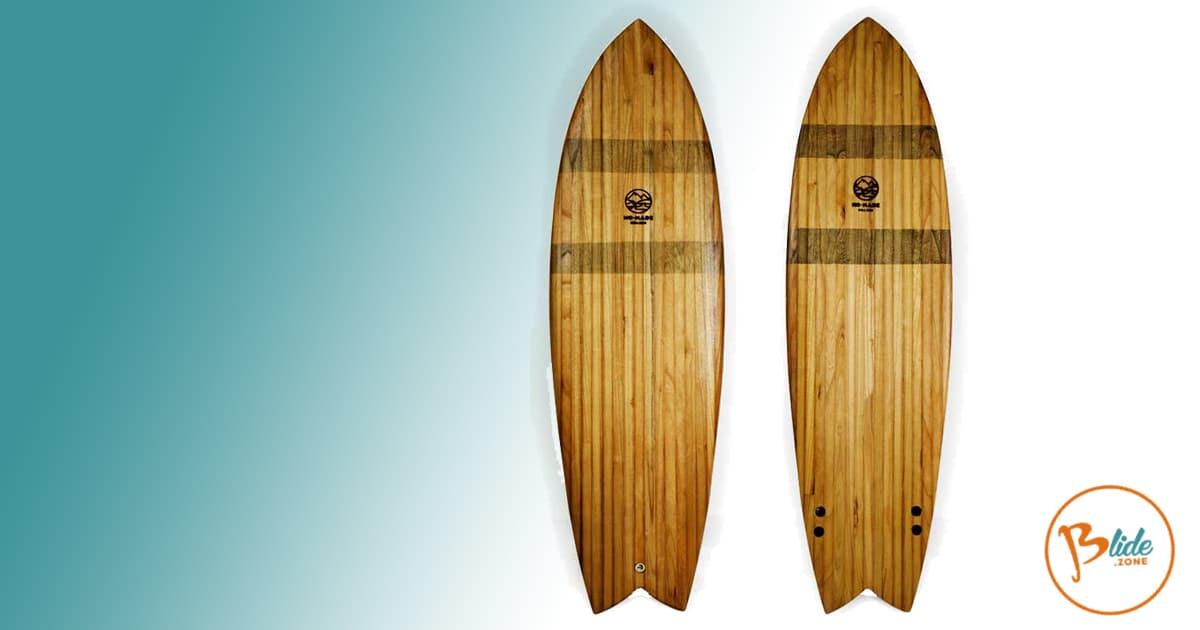 Tavole da surf di legno fish personalizzabile - Tavole da surf decathlon ...