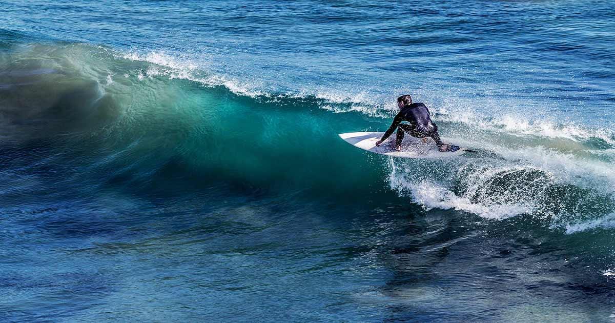 Storie di onde: Surf a Buggerru