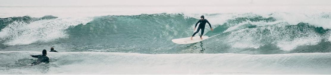 surf spot buggerru
