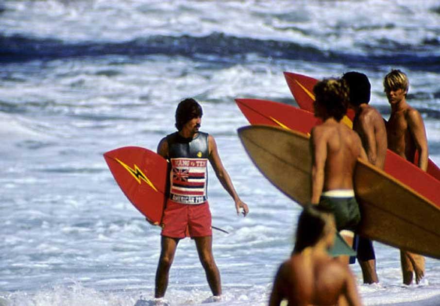 Viaggio alla scoperta dei migliori surfer-shaper: Gerry Lopez