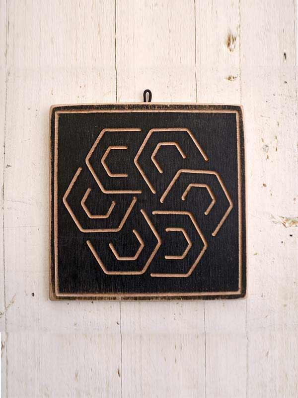 skate style un piccolo quadretto che Brention board ha creato per la casa di ogni surfista