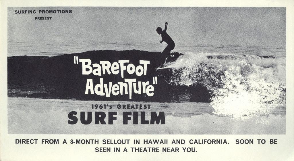surf film barefoot adventure