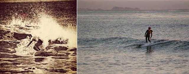 surfboard california