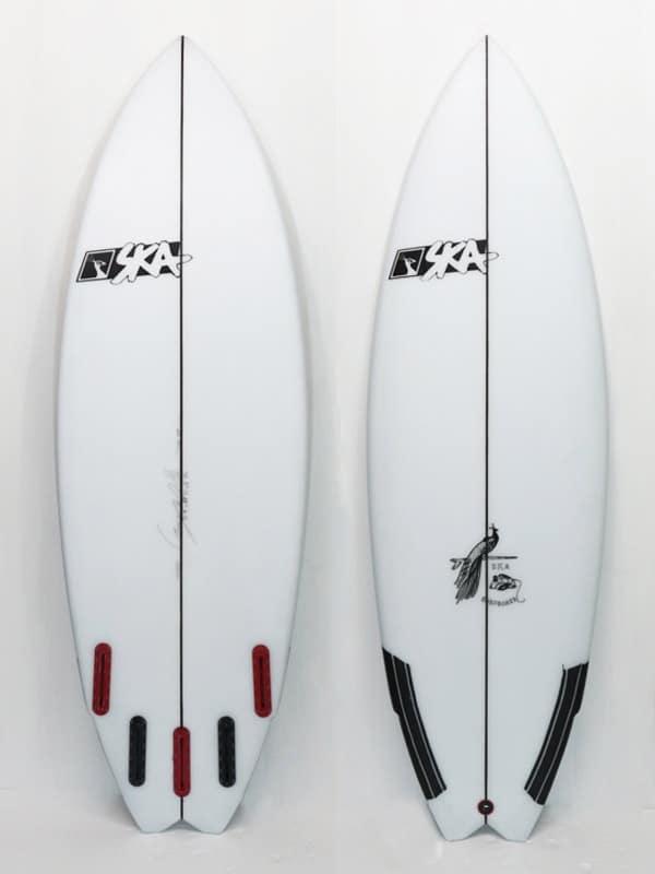 tavola surf da onda shortboard ibrida facile e divertente per tutti i livelli di surf, richiedi un supportp per avere la tua tavola su misura