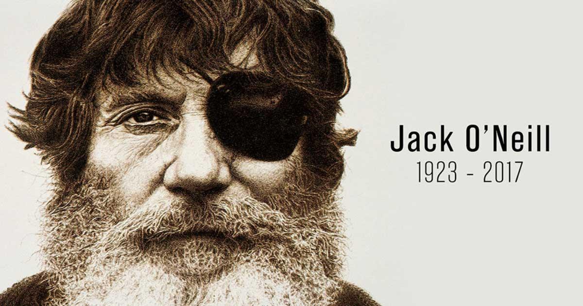 Jack O'Neill: il pirata del surf