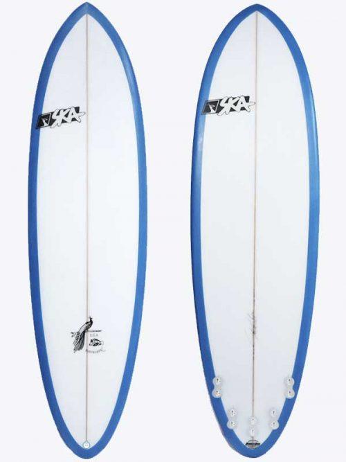 Funboard big boy la tavola da surf adatta a tyutti i livelli per un divertimento garantito