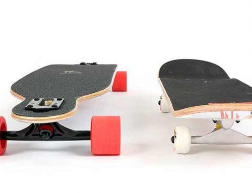 Tavola skate o Longboard