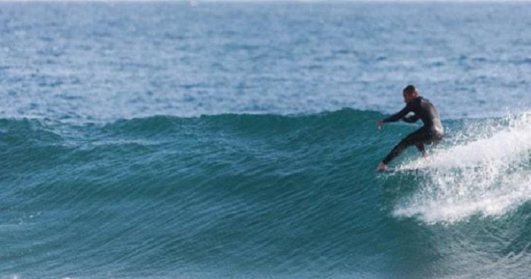 surf nel sassarese