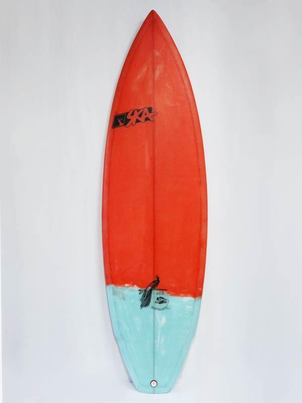 Tavola surf personalizzata resin tint