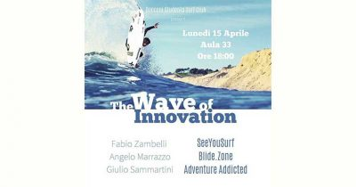 The wave of Innovation il futuro del surf e dei surfisti italiani