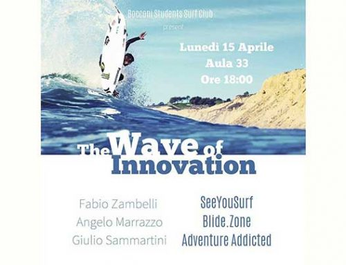 The wave of Innovation