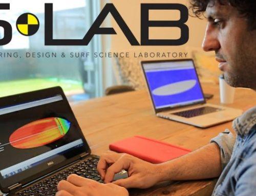 Sviluppo della tavola surf e scienza: intervista a Luca Oggiano
