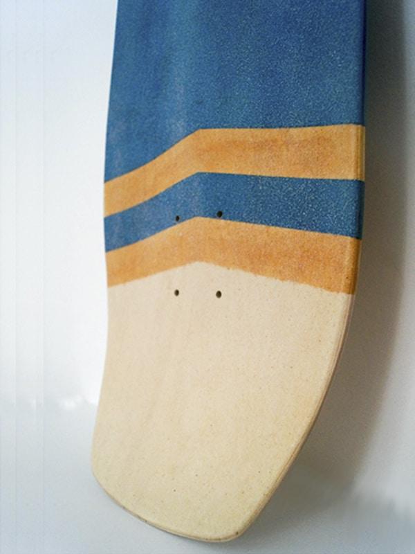 il front tail del surf skate wave, prestazioni e allenamento surf