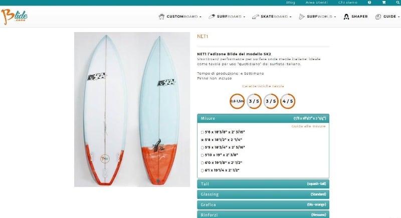 personalizzare tavola surf per tutti i livelli