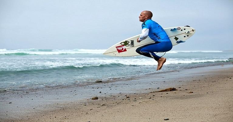 riscaldamento surf