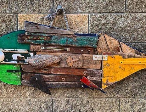 GluDaMare la fusione tra artigianato e amore per il mare