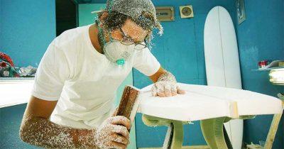Produzione di tavole da surf in stock di diverse qualità