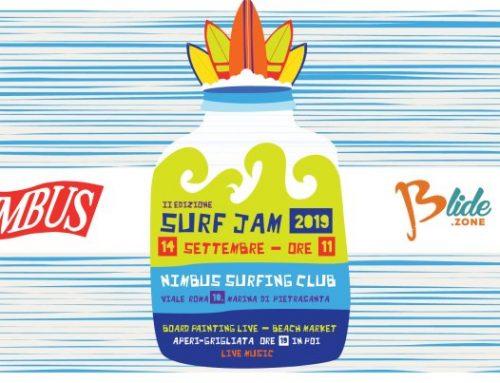 Tutto pronto per il SURF JAM, l'evento surf più atteso della stagione!