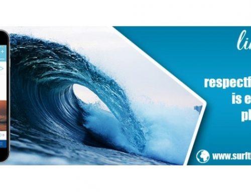 LINE APP PREVISIONI SURF SPOT