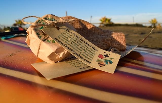 Surf wax Bio il surf che rispetta il mare e l'ambiente