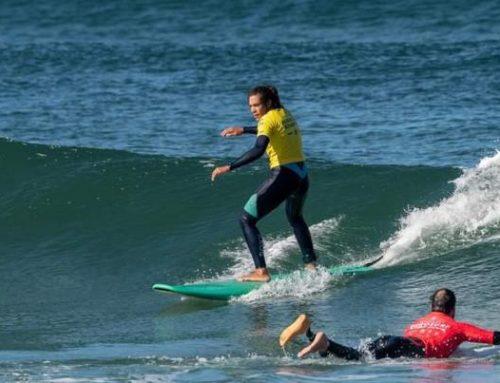 Adaptive surfing Chantal Pistelli McClelland