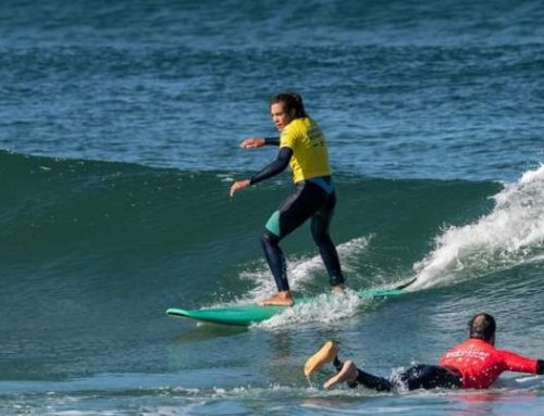 Adaptive surfing Chantal Pistelli McClelland