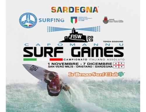 Campionato Assoluto di Surf  2019