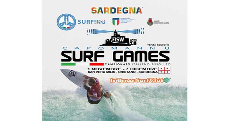 Assoluti surf italia 2019