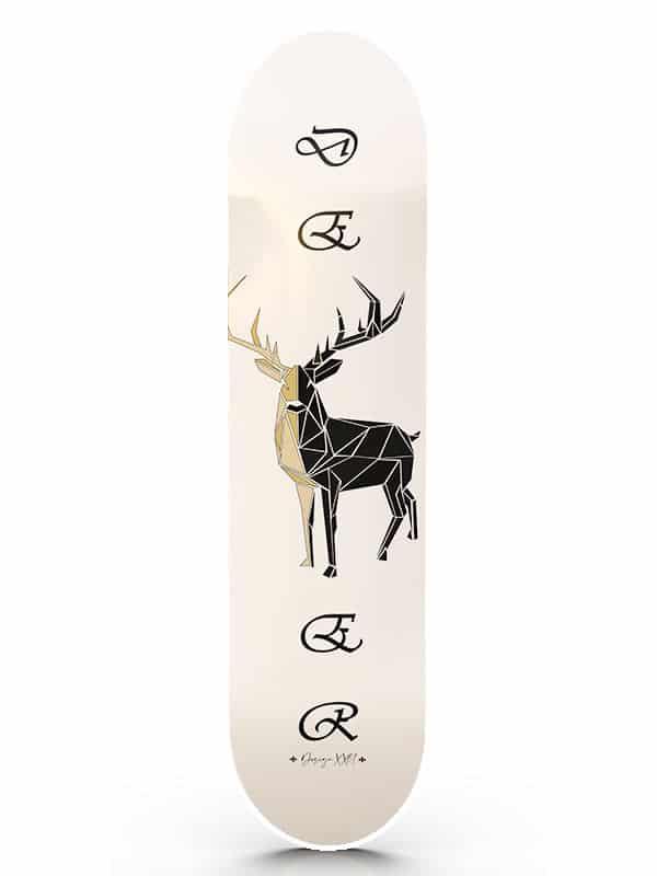 skate deer art collection exclusive for Blide