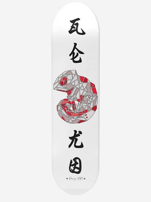 skate geko art collection exclusive for Blide