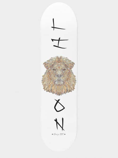 skate lion art collection exclusive for Blide