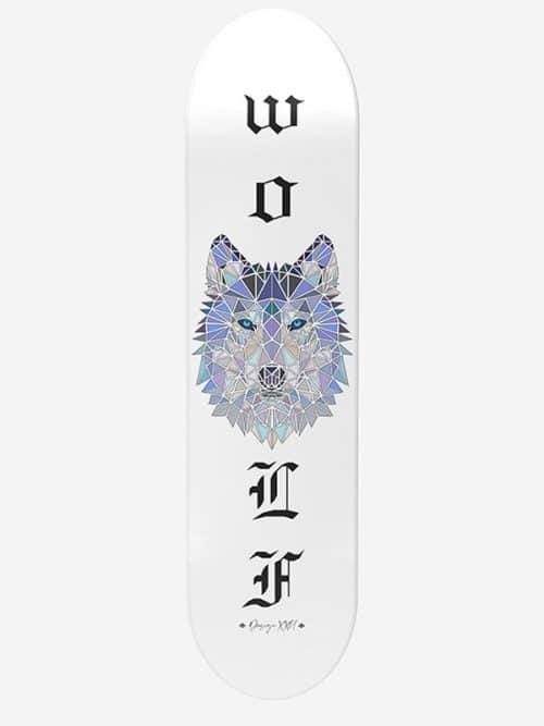 skate wolf art collection exclusive for Blide