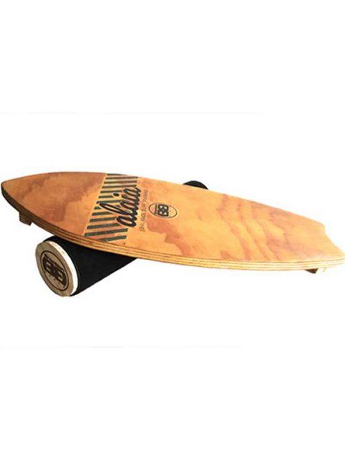 balance board allenamento surf a casa tua