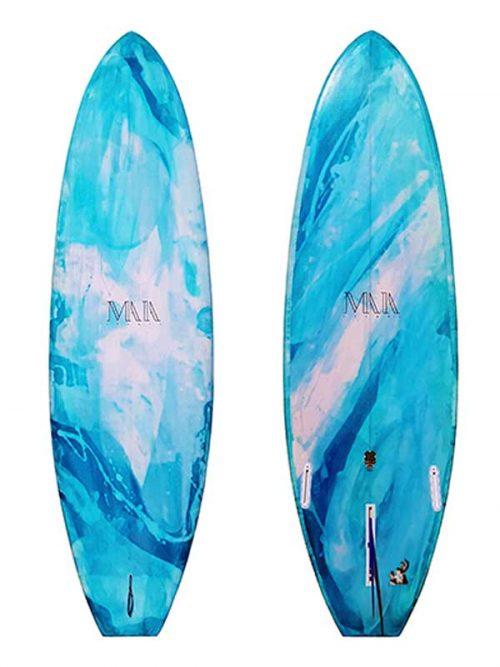 un modello surf facile e versatile perfetto per onde italiane