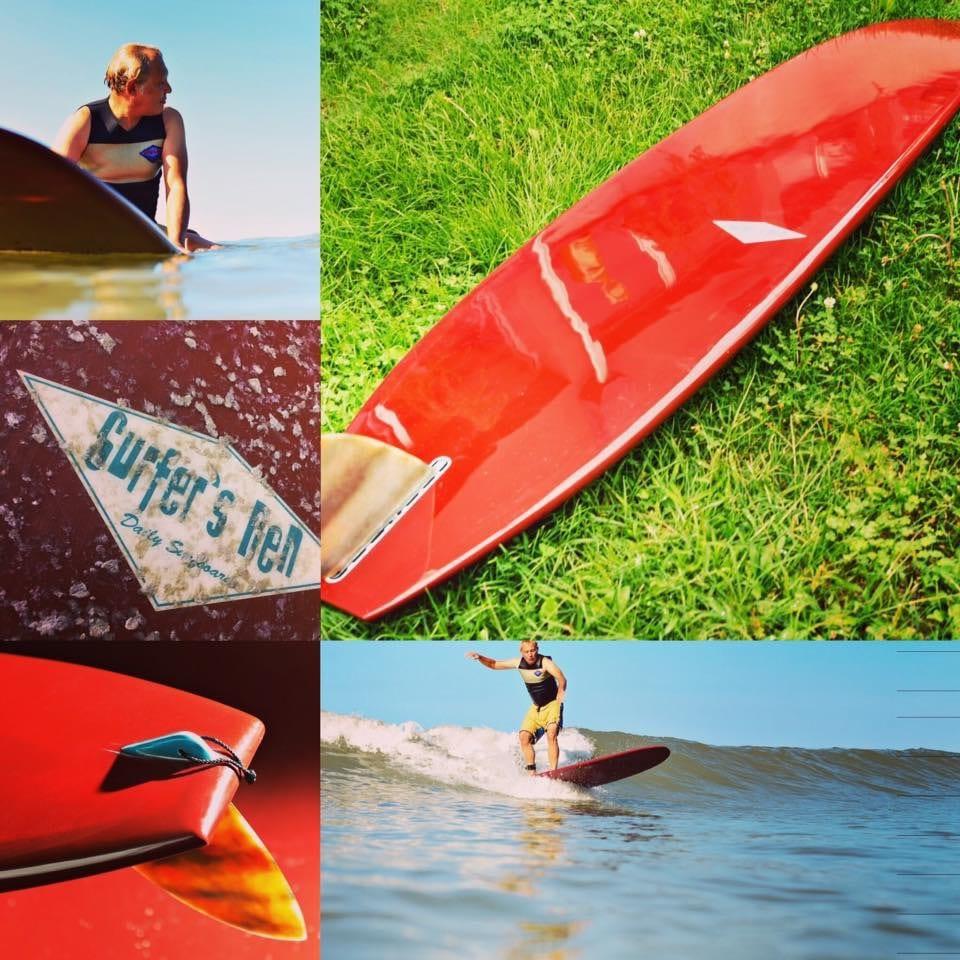 longboard franz surfer'sden