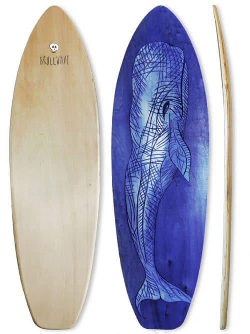tavola surf legno design collezione abissi