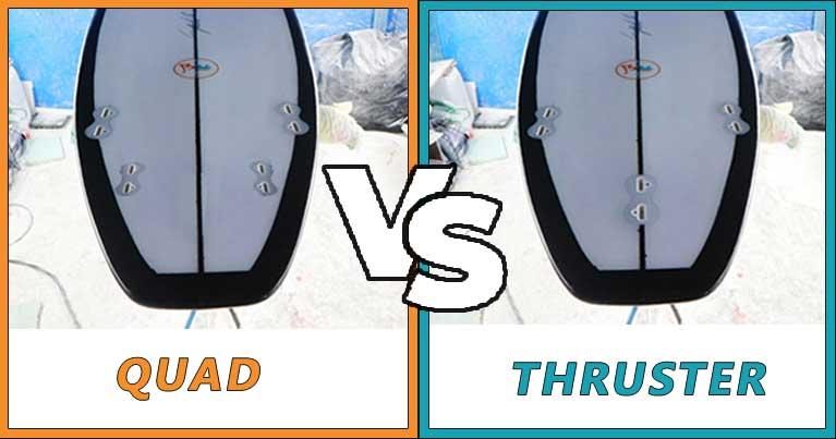 pinne surf configurazione migliore tra tre o quattro pinne
