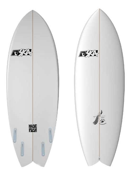 fish surfboard modern concept